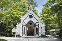 旧軽井沢ホテル音羽ノ森 旧軽井沢礼拝堂